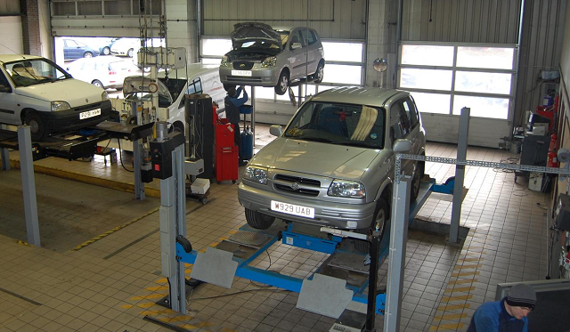 Express Car Servicing