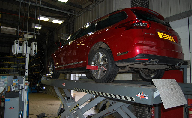 Express Service Tyres and Wheel Alignment
